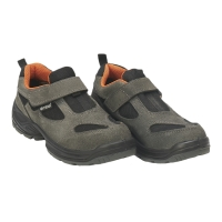 YDS steel whiffer work shoes-Grey