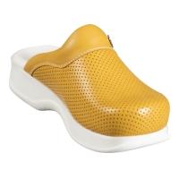 Dr Mitra Sabot orthopaedic slipper for women K101-Yellow