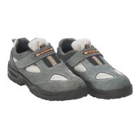 Botsat leather work shoes-Grey