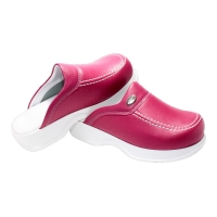 Dr Mitra Sabot orthopaedic slipper for women K102-Fuchsia