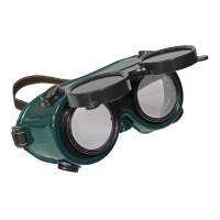 Starline G-025 welding goggles with valve-Black