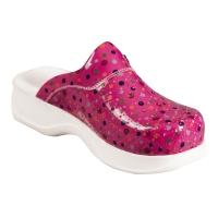 Dr Mitra Sabot orthopaedic slipper for women K107-Fuchsia