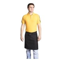Garson ve Aşçı Önlüğü-Siyah