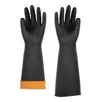 Starline H1-60 Kauçuk İş Eldiveni-Siyah