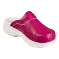 Dr Mitra Sabot orthopaedic slipper for women K101-Fuchsia