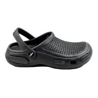 Akınal Bella Medikal Sandalet-Siyah