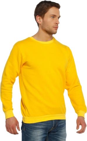 3 İplik Sweatshirt-Sari