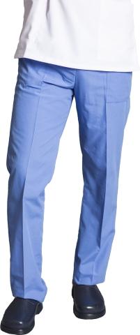 Terikoton Doktor ve Hemşire Pantolonu-Mavi